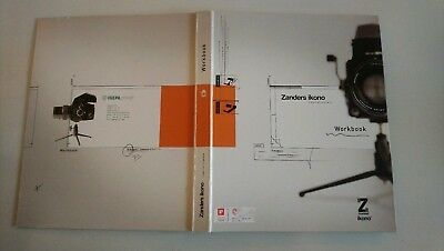 ZANDERS IKONO WORKBOOK BUCH book Design graphic Papier Art Kunst