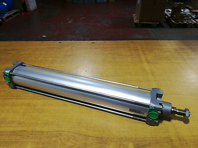 Bosch Rexroth Series 167 Tie Rod Cylinder Bore 80mm Length 500mm ISO 6431