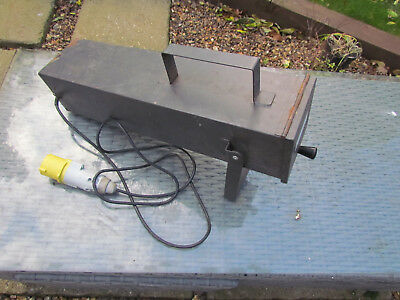 Welding Rod Kiln HEATED Oven Quiver 110 volt  For Arc Welding Rods