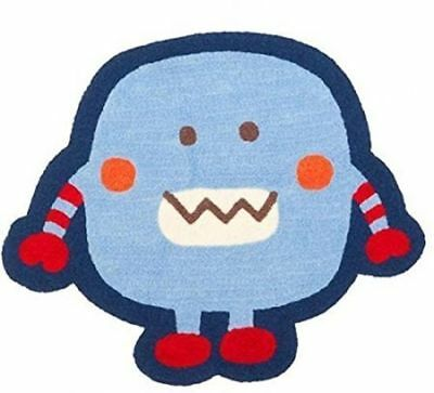 Graco Baby Monsters Blue Nursery Decor Non Skid Rug 30 x 24.75 in NEW WITH TAGS!
