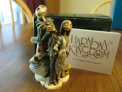 Disney Harmony Kingdom Nightmare Before Christmas Figurine