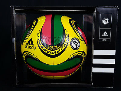 Adidas Official Matchball Wawa Aba Caf Acn Orange Cup Of Nations Neu Teamgeist