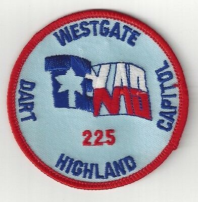 Westgate DART Highland Texas Capitol 225 Patch