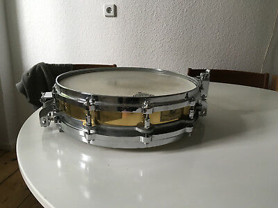 """PEARL Snare Freefloating 14"""" x 3,5"""" Messing (Brass) Shell"""