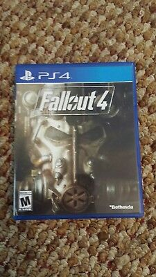 Fallout 4 for PS4 USED by Bethesda Playstation 4