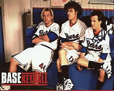 "Bam Box Exclusive Dian Bachar /""Squeak/"" From Baseketball signed Print with COA"