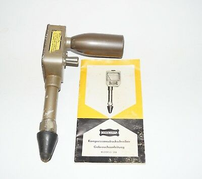 Motometer 280 Vintage Recording Compression, German. With Booklet