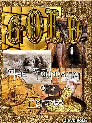 15% off! GOLD - The Royal Metal, Foundation of Empires  2 DVD-ROM