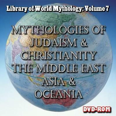 15% off! World Mythology 07: Asia, Middle East, Oceania, Judeo-Christian DVDROM
