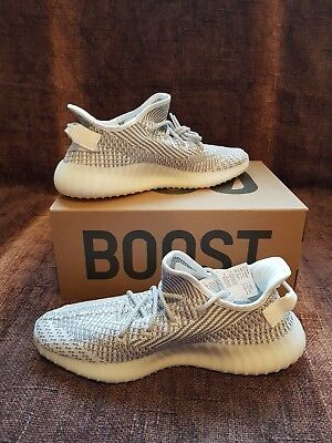 3ca9bcc5551 Adidas Yeezy Boost 350 V2 Static Non Reflective Size UK size 4 US 4.5 In  Hand