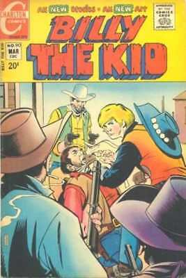 Billy the Kid #90 in Fine condition. Charlton comics [*64]