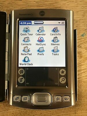 Palm Tungsten E with Hard Protective Case, Charger, and Stylus, Works Great