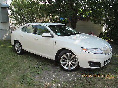 Lincoln: MKS GTD 2012 Lincoln MKS 3.5L Ecoboost V6 24V twin turbo
