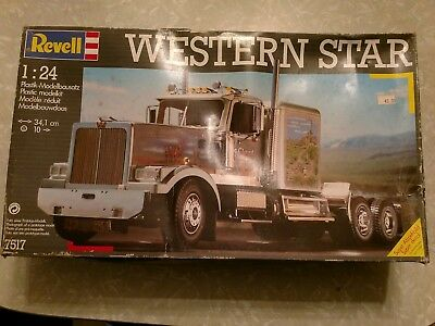 Revell 1:24 Western Star Truck Factory Sealed