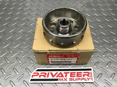 NEW Honda CRF450R CRF 450R OEM Flywheel Rotor 31110-MEN-A91 2015-2016