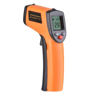 Non-Contact Handheld LCD IR Laser Infrared Thermometer Temperature Gun BI902