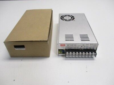 Meanwell Sp-320-24 Switching Power Supply 100-240Vac * New In Box *