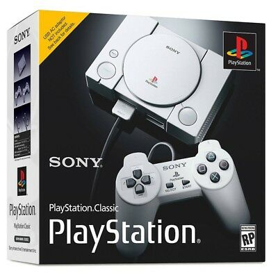 Sony Playstation Classic Console Mini