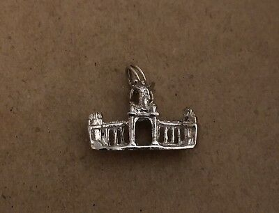 Vintage Canadian National Exhibition (CNE) Toronto, Canada Sterling Silver Charm