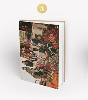 Twice-[The Year Of Yes] 3rd Special A Ver CD+Poster+PhotoBook+Card+PreOrder+Gift