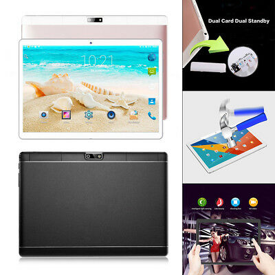 10.1 inch Android Tablet PC Ipad 4GB+64GB Octa Core WIFI GPS  Phablet Hot