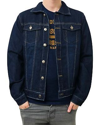 Boys Denim Jacket Stylish Young Fashion Trendy Jeans Designer Top Aged 3 to 16