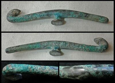 Ancient Chinese Belt Hook from Han Dynasty