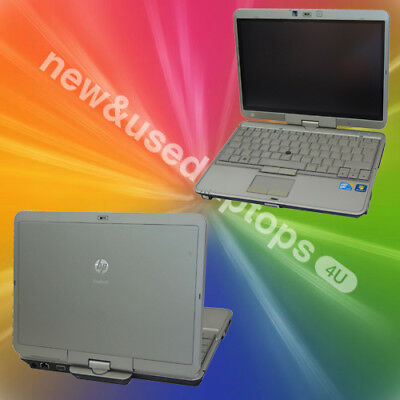 HP EliteBook 2760p Touchscreen Core i5-2520M 2.50GHz 4GB Ram 320GB HDD Laptop