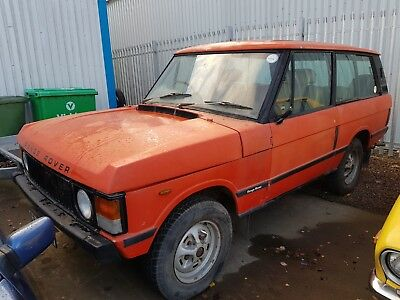 """Land Rover Range Rover Classic Discovery 1 V8 /""""Y/"""" Piece Exhaust BR 3698"""