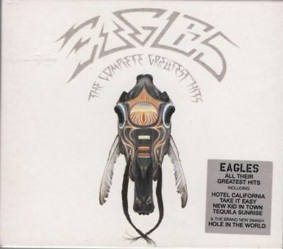 THE EAGLES - THE COMPLETE GREATEST HITS (CD, Apr-2013, 2 Discs, Rhino (Label))