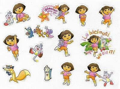 Stickers Dora the Explorer Diego Monkey #DE01 autocollants adhesivos Aufkleber