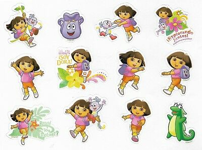 Stickers Dora the Explorer Diego Boots #DE02 autocollants adhesivos Aufkleber