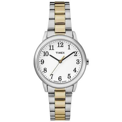 Timex Easy Reader Two Tone Ladies Watch TW2R23900