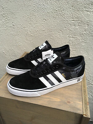 new styles 40472 fb55b New In Box Adidas Skateboarding Adi-Ease x MHAK Skate Shoes Black UK 11