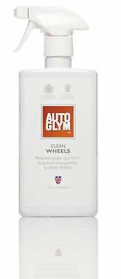 Autoglym CW500 Car Detailing Cleaning Exterior Clean Wheels 500ml