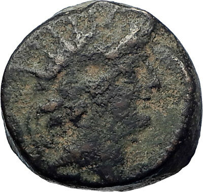Antiochos VIII (Grypos) of Seleucid Kingdom 121BC Rare Ancient Greek Coin i73997