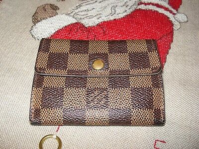 b1922f33aaa AUTHENTIQUE PORTE MONNAIE PORTE Cartes  Louis Vuitton  occasion ...