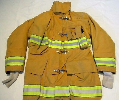 GLOBE GX-7 Firefighter Turnout JACKET  size 38