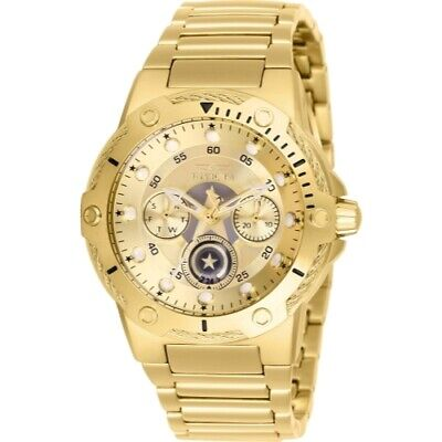 Invicta 26984 Marvel Bolt Limited Quartz Multi Function Stainless Womens Watch