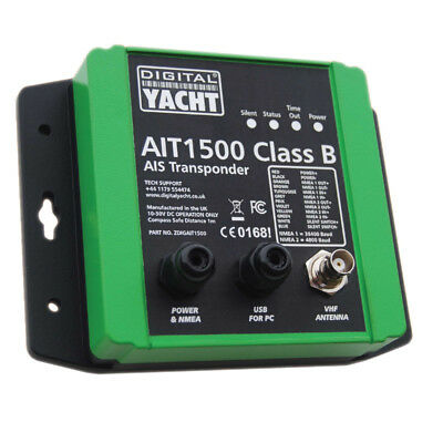 Digital Yacht Ait1500 Class B Ais Class B With Built In Gps [Zdigait1500]