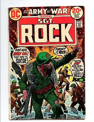 Our Army At War #262 Sgt Rock