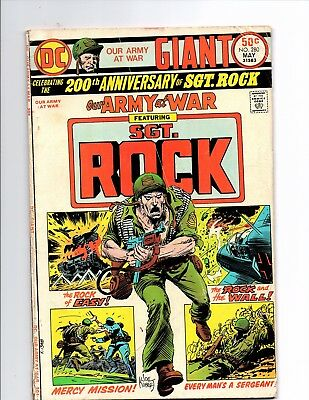 Our Army At War #280 Sgt Rock