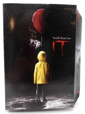 """NECA IT - 7"""" Scale Action Figure - Ultimate Pennywise (2017) *Outer Box Damage F"""