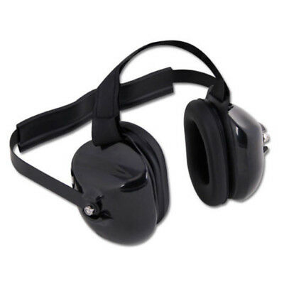 Rugged Radios H40-HP Behind the Head Hearing Protection Safety Ear Muff Headset