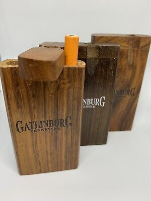 """4"""" Inch  Wood Dugout 3"""" Inch One Hitter!FREE SHIPPING"""