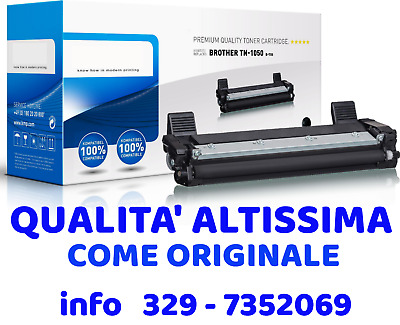 ✔3 TONER per BROTHER MFC1810 HL1110 MFC1910 DCP1515A HL1112A DCP1510 TN1050