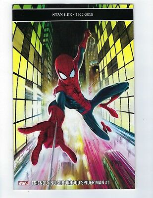 Friendly Neighborhood Spider-Man # 1 Cover A NM Marvel
