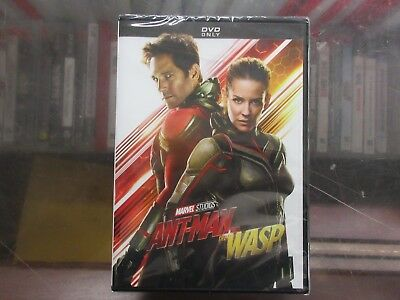 Brand New Ant-Man And The Wasp (Dvd)