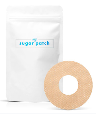 My Sugar Patch Waterproof Adhesive Patch for Freestyle Libre Sensor – Pack of 30