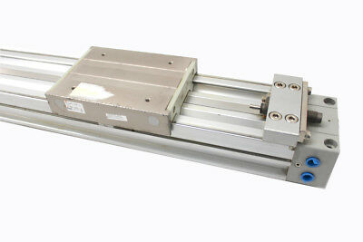 SMC MY1C40G-1650L-Z Rodless Cylinder Linear Actuator 40mm Bore 1650mm Stroke